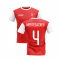 2020-2021 North London Home Concept Football Shirt (MERTESACKER 4)