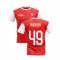 2020-2021 North London Home Concept Football Shirt (WENGER 49)