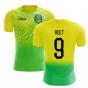 2020-2021 Norwich Home Concept Football Shirt (Holt 9)