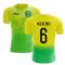 2020-2021 Norwich Home Concept Football Shirt (Huckerby 6)