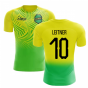 2020-2021 Norwich Home Concept Football Shirt (Leitner 10)
