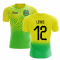 2020-2021 Norwich Home Concept Football Shirt (Lewis 12)
