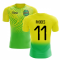 2020-2021 Norwich Home Concept Football Shirt (Rhodes 11)