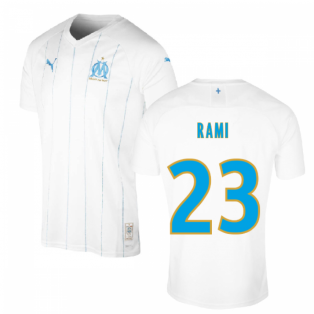 2019-2020 Olympique Marseille Puma Home Football Shirt (Kids) (RAMI 23)
