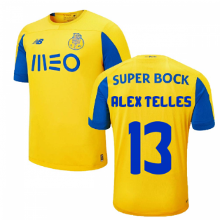 2019-2020 Porto Away Shirt (Alex Telles 13)