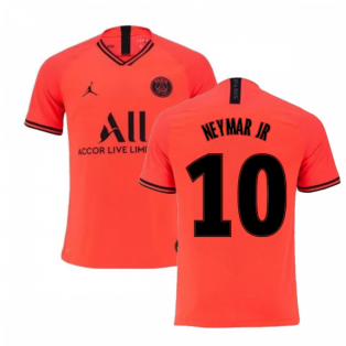 2019-2020 PSG Authentic Vapor Match Away Nike Shirt (NEYMAR JR 10)