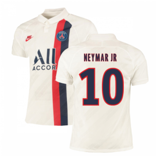 2019-2020 PSG Authentic Vapor Match Third Nike Shirt (NEYMAR JR 10)