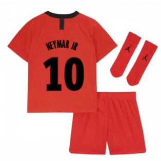 2019-2020 PSG Away Baby Kit (NEYMAR JR 10)