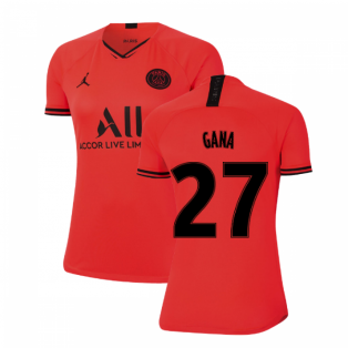 2019-2020 PSG Away Womens Shirt (Gana 27)