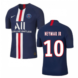 2019-2020 PSG Home Nike Football Shirt (NEYMAR JR 10)