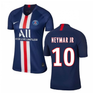 2019-2020 PSG Home Nike Womens Football Shirt (NEYMAR JR 10)