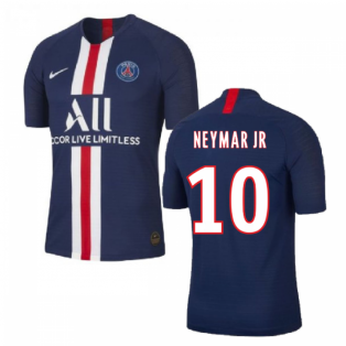 2019-2020 PSG Home Vapor Match Nike Shirt (Kids) (NEYMAR JR 10)