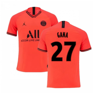 2019-2020 PSG Jordan Away Shirt (Gana 27)