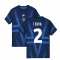 2019-2020 PSG Nike Pre-Match Training Shirt (Blue) (T SILVA 2)
