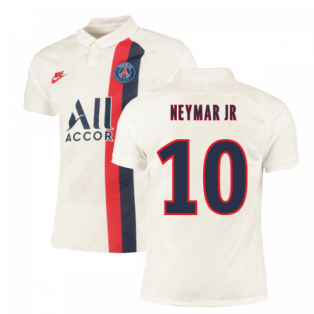 2019-2020 PSG Third Nike Football Shirt (NEYMAR JR 10)