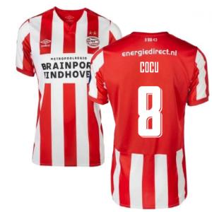 2019-2020 PSV Eindhoven Home Football Shirt (Kids) (Cocu 8)