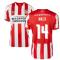 2019-2020 PSV Eindhoven Home Football Shirt (Kids) (Malen 14)