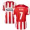 2019-2020 PSV Eindhoven Home Football Shirt (Kids) (Pereiro 7)