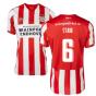 2019-2020 PSV Eindhoven Home Football Shirt (Kids) (Stam 6)
