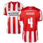 2019-2020 PSV Eindhoven Home Football Shirt (Kids) (Viergever 4)