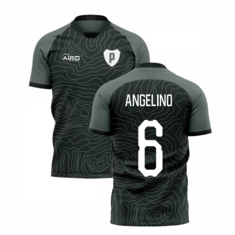 2020-2021 PSV Eindhoven Third Concept Football Shirt (Angelino 6)
