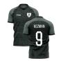 2020-2021 PSV Eindhoven Third Concept Football Shirt (Kezman 9)