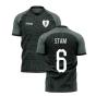 2019-2020 PSV Eindhoven Third Concept Football Shirt (Stam 6)