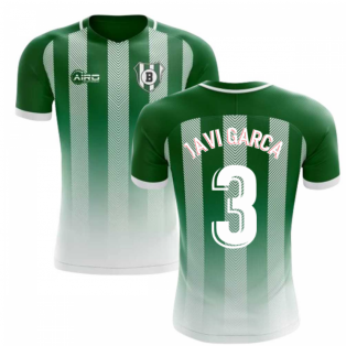 2019-2020 Real Betis Home Concept Football Shirt (Javi García 3)