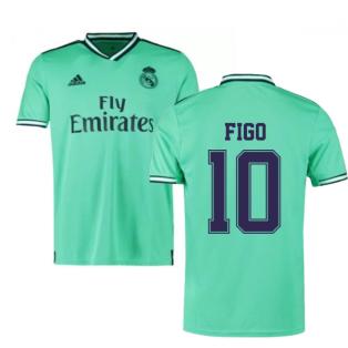 2019-2020 Real Madrid Adidas Third Football Shirt (FIGO 10)
