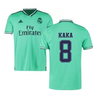 2019-2020 Real Madrid Adidas Third Football Shirt (KAKA 8)