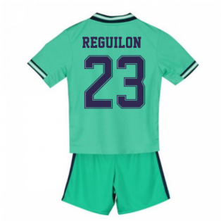 2019-2020 Real Madrid Adidas Third Mini Kit (REGUILON 23)