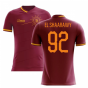 2019-2020 Roma Home Concept Football Shirt (EL SHAARAWY 92)