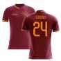 2019-2020 Roma Home Concept Football Shirt (FLORENZI 24)