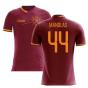 2019-2020 Roma Home Concept Football Shirt (MANOLAS 44)