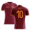 2019-2020 Roma Home Concept Football Shirt (TOTTI 10)