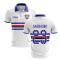 2020-2021 Sampdoria Away Concept Football Shirt (GABBIADINI 23)