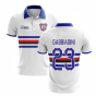 2019-2020 Sampdoria Away Concept Football Shirt (GABBIADINI 23)