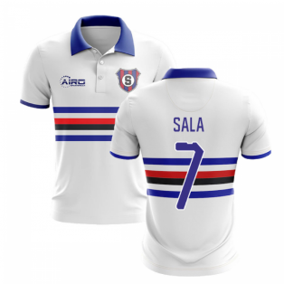 2020-2021 Sampdoria Away Concept Football Shirt (SALA 7)