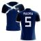 2020-2021 Scotland Flag Concept Football Shirt (Mulgrew 5)