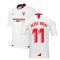2019-2020 Sevilla Home Nike Football Shirt (ALEIX VIDAL 11)