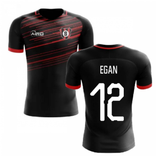 2019-2020 Sheffield United Away Concept Football Shirt (EGAN 12)