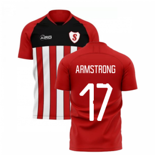 2019-2020 Southampton Home Concept Football Shirt (ARMSTRONG 17)