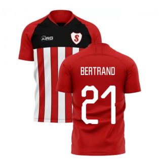 2020-2021 Southampton Home Concept Football Shirt (BERTRAND 21)