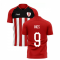 2020-2021 Southampton Home Concept Football Shirt (Ings 9)