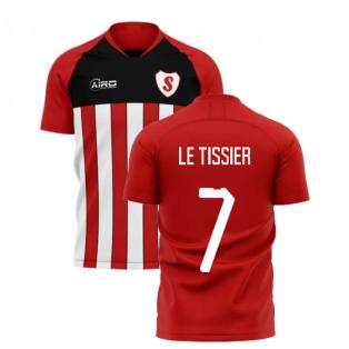 2019-2020 Southampton Home Concept Football Shirt (LE TISSIER 7)