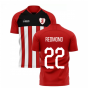 2019-2020 Southampton Home Concept Football Shirt (REDMOND 22)