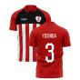 2019-2020 Southampton Home Concept Football Shirt (YOSHIDA 3)