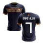 2019-2020 Spain Away Concept Football Shirt (David Villa 7)