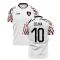 2020-2021 Swansea Home Concept Football Shirt (Celina 10)