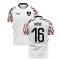 2020-2021 Swansea Home Concept Football Shirt (Monk 16)